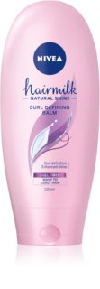 Nivea Hairmilk Natural Shine Curl Defining Hair Balm