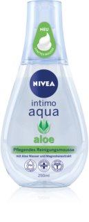 Nivea Intimo Aloe vlažilna pena  za intimno higieno