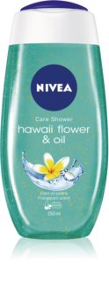 Nivea Hawaii Flower & Oil gel de ducha con microperlas