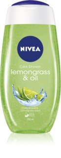 Nivea Lemongrass & Oil gel de ducha refrescante