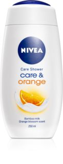 Nivea Care & Orange krema za tuširanje