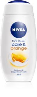 Nivea Care & Orange creme de duche