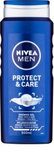 Nivea Men Protect & Care Shower Gel 3 in 1