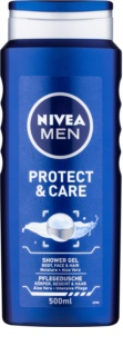 Nivea Men Protect & Care żel pod prysznic 3 w 1