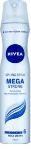 Nivea Mega Strong lak na vlasy s extra silnou fixáciou