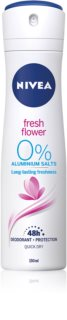 Nivea Fresh Flower Deodorantspray