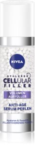 Nivea Cellular Anti-Age siero rimpolpante e idratante intenso all'acido ialuronico per viso, collo e décolleté