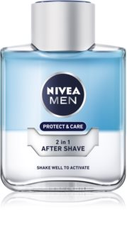 Nivea Men Protect & Care lotion après-rasage