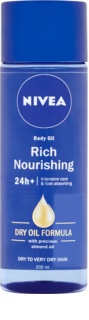 Nivea Rich Nourishing Voedende Body Olie