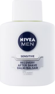 Nivea Men Sensitive bálsamo calmante after shave sin alcohol