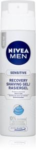Nivea Men Sensitive gél na holenie pre citlivú pleť a oči