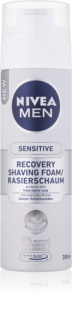 Nivea Men Sensitive mousse à raser peaux sensibles