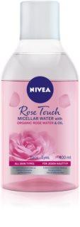 Nivea MicellAir  Rose Touch apa micelara 2 in 1