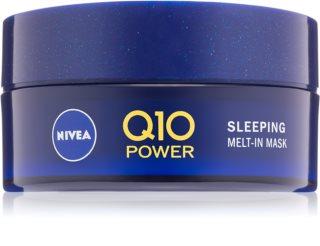 Nivea Q10 Power noční maska pro obnovu pleti s koenzymem Q10
