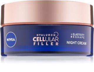 Nivea Hyaluron Cellular Filler remodelační noční krém