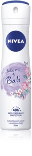 Nivea Take me to Bali antiperspirant ve spreji
