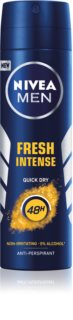 Nivea Men Fresh Intense Antiperspirant Spray for Men