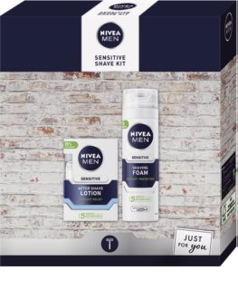 Nivea Men Sensitive coffret cadeau (rasage)