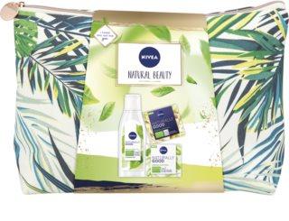 Nivea Naturally Good σετ δώρου (για όλους τους τύπους επιδερμίδας)
