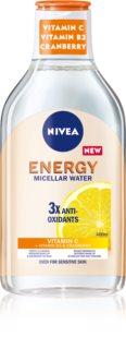 Nivea Energy Färskt micellärt vatten med vitamin C
