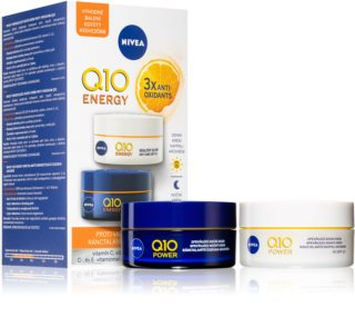 Nivea Q10 Energy Geschenkset (gegen Falten)
