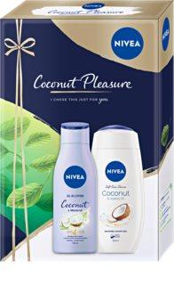 Nivea Coconut Pleasure Geschenkset (für den Körper)