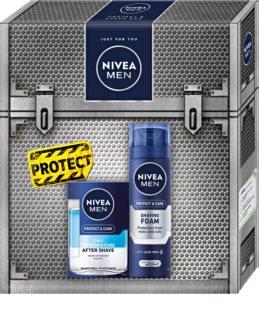 Nivea Men Protect & Care coffret cadeau (rasage) pour homme