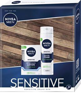 Nivea Men Sensitive coffret cadeau (rasage) pour homme