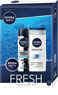 Nivea Men Fresh & Care Duo Geschenkset (für den Körper) für Herren