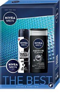 Nivea Men The Best Geschenkset (für den Körper) für Herren
