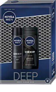 Nivea Men Deep Geschenkset (für den Körper) für Herren