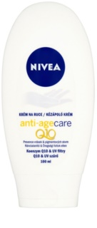Nivea Q10 Anti-Age Care крем для рук