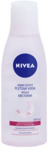 Nivea Aqua Effect Soothing Cleansing Facial Water for Sensitive and Dry Skin