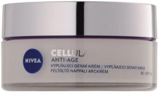 Nivea Cellular Anti-Age crema de día antiarrugas con efecto relleno   SPF 15