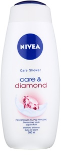 Nivea Care & Diamond pflegendes Duschgel