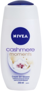 Nivea Cashmere Moments Duschkräm