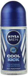 Nivea Men Cool Kick antiperspirant roll-on za moške