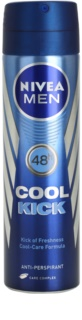 Nivea Men Cool Kick Antiperspirant Spray