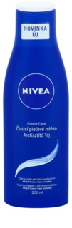 Nivea Creme Care καθαριστική λοσιόν προσώπου