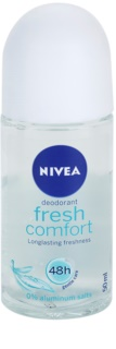 Nivea Fresh Comfort dezodorant roll-on