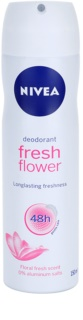 Nivea Fresh Flower desodorante en spray
