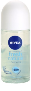 Nivea Fresh Natural Roll-on antiperspirant