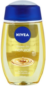 Nivea Natural Oil Shower Oil For Dry Skin