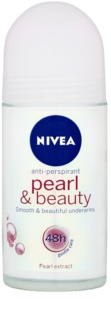 Nivea Pearl & Beauty Antiperspirant Roll-On