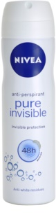 Nivea Pure Invisible Antiperspirant Spray