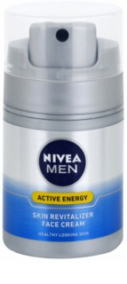 Nivea Men Revitalising Q10 оздоравливающий крем для сухой кожи лица