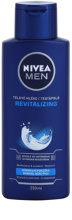 Nivea Men Revitalizing latte corpo per uomo