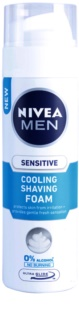 Nivea Men Sensitive Shaving Foam with Cooling Effect