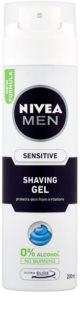 Nivea Men Sensitive gél na holenie