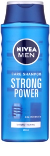 Nivea Men Strong Power champú revitalizador